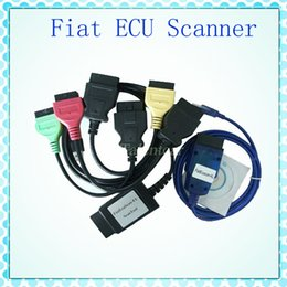 Wholesale Fiat Ecu - Best Quality for Fiat ECU Scan Newest Version ECU Chip Tuning Tool Free Shipping
