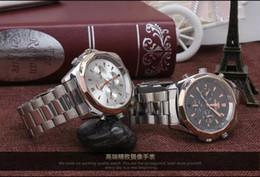 Wholesale Spy Stainless Watches - HD Watch Hidden Camera Video Recorder 8GB Spy Watch Cam Stainless Steel Watch DVR Security Wrist Watch DV