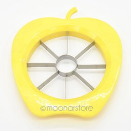 Wholesale Dice Kitchen - Creative Design Kitchen Gadgets Fruit Seeder Remover, Fruit Corer Slicer Apple Pear Orange Dicing Cutter Y50*MHM073#M5