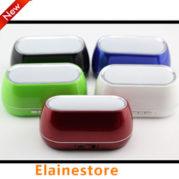 Wholesale Up Mp3 Speaker - Protable Super bass Wireless Bluetooth Speaker For Iphone  Samsung  Ipod MP3 player TF card Line-in calling function 10pcs  up