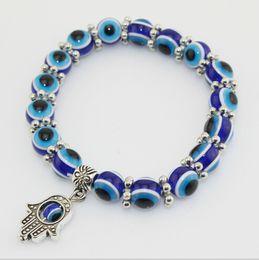 Wholesale Energy For Men - new pulseira couro bracelet femme jewelry blue Lava stone energy gold Buddha Beads bracelets for men and women pulseira homens