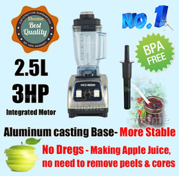 Wholesale 3HP L Constant Speed Heavy Duty Commercial Blender Machine Guaranteed Aluminum Casting Base BPA Free