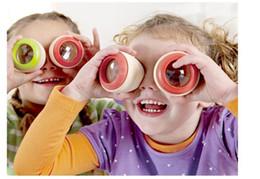 Deutschland Neue kinder nette hölzerne kaleidoskop seltsame baby spielzeug magische biene auge wirkung prisma beobachtung holz kaleidoskop Versorgung