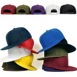 e2ecace42a1 2015 Brand New Solid Color Blank Women and Men Snapback Baseball Caps Hats  Hip Hop Cap Skateboard Street Dance Caps (9 Colors)