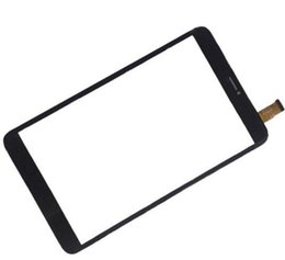 touchscreen digitizer glass replacement Promo Codes - Wholesale- Tablet touch for Tesla Neon 8.0 touch screen digitizer touchscreen glass replacement repair panel