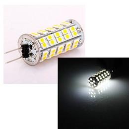 Wholesale G4 68 Led - Discount Sale G4 68 SMD Car LED 3528 DC 12V white White Spot Bulb for Home Brand Lights Lighting