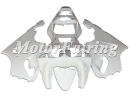Wholesale Zx7r 1997 - Fairings for Kawasaki Ninja ZX-7R 1996-2003 ZX7R 1996 1997 1998 1999 2000 2001 2002 2003 ZX 7R 96 97 98 99 00 01 02 03 ABS White