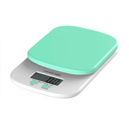 Wholesale Household Measures - Kitchen Scale Household Digital Display Electronic Balance Weighing Baking Tool Portable For High Quality 19 6hd C