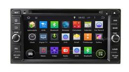 "Wholesale Toyota Vios Gps Dvd - Universal 4-Core Android 4.4 HD 7"" Car Radio Car DVD Player for toyota RAV4 Corolla Hilux Vios Terios Fortuner Prado Land Cruiser Avanza"