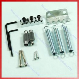 Wholesale Double Locking Floyd Rose System - Free Shipping Floyd Rose Lic Tremolo Bridge Double Locking System New