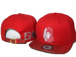 Wholesale Red Snakeskin Snapbacks - red snakeskin Last kings Adjustable Snapback Hats LK Logo lastkings Snapbacks Caps Strap Snap back Cap Sport Men's hats cap fashion cap DDMY
