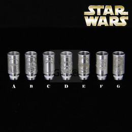 Wholesale Wholesale Caps China - Cheap Stainless Steel drip tip 510 Wide Bore Drip Tips mouthpiece kit high quality China 510 huge vapor RDA Top Cap