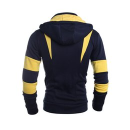 Wholesale Design New Tracksuits - Wholesale-2015 New Brand Hoodies Men Sweatshirt Tracksuits Fashion Mens Hoodie Design Tracksuit Sports Winter Sudaderas Hombre Sueter