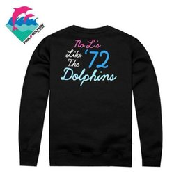 Wholesale Pink Dolphin Sweatshirts - Winter New Pullover Men Sweatshirt Europe Style Male Tracksuit Casual Long Sleeved Sweatshirts Hoodies Pink dolphin dolphin thick round nec