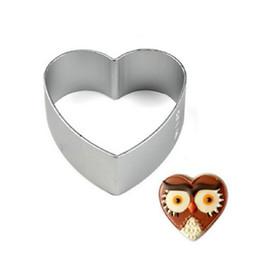 Vente en gros- Noël Cuisine Loving Coeur En Aluminium Outils En Alliage Pâtisserie Biscuit Cookie Cutter Moule De Cuisson Livraison Gratuite NF08 ? partir de fabricateur