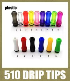 Wholesale E Cigarette Drip Tips Clear - drip tips 510 driptips plastic e cig tip clear mouthpiece for e cigarette atomizer 2015 popular ecig accessories for rda rba FJ180