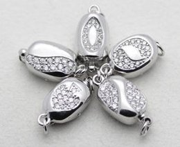 Wholesale Natural Pearl Accessories - Wholesale beautiful Pearl Jewelry Accessories Natural pearl necklace bracelet 925 Peas shaped silver buckle YPJ91