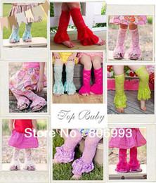 Wholesale Hot Tight Dress Girl - Wholesale-2015 Xmas hot sale baby girls boot cut shape lace leg warmers tutu pettiskirt dress matching leg warmers