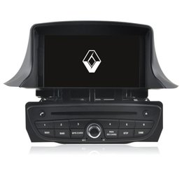 "Wholesale Dvd Din Renault - 7"" Multimedia Car GPS for Renault Megane car dvd with BT IPOD CAN Bus DVD SWC"