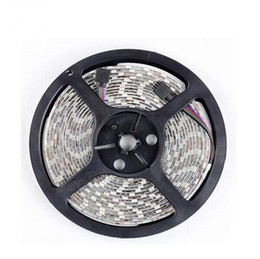 Wholesale Rolling Store - Wholesale stores Promotion RGB LED strip 12V 24V 5050 IP65 Waterproof Flexible 5M Roll 300 LEDs High quality UL DLC CE ROHS Standard