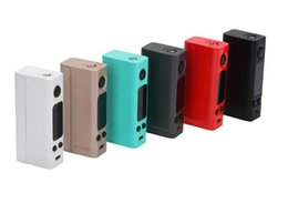 Wholesale Evic Original - Joyetech eVic-VTC Mini 75W VW TC Mod vape mods eVic VTC Mini Temperature Control ecig mods 100% Original