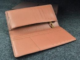 Wholesale National Pvc - mens leather top Wallet Men Brand Coin Wallet Small Clutches wallet Men's Purse Coin with package