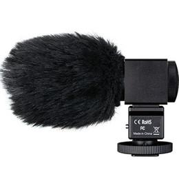 Takstar SGC-698 caméra entretien micro stéréo DSLR caméra caméscope fusil de chasse micro cardioïde hyper-cardioïde directivité ? partir de fabricateur