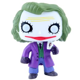 Wholesale Joker Action Figure Toys - Funko Pop 12cm Joker The Dark Knight Villain 'S Edition Animation Action Figure Pvc Model Toy Doll Brinquedos