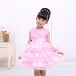 Wholesale Spot Shorts Girls - Flower Girl Dress Baby Girls Dress Skirt Princess Skirt Foreign Trade Children's Costumes Princess Dress Spot w-62