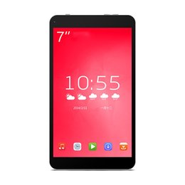 Wholesale Teclast Android Tablets - High Quality Teclast Brand 1080P 4 core 7inch Tablet PC RAM 512MB + ROM 8GB Andorid 4.4 1.3Ghz Tpad With Camera