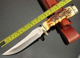 Wholesale Henry Knives - SCHRADE UNCLE HENRY GOLDEN SPIKE HUNTING KNIFE 153UH