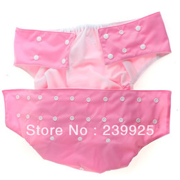 Wholesale Double Gussets - Wholesale-Free shipping pink double rows snap button adult cloth diaper ,adult nappy ,hot sale adult pants double leg gusset diaper