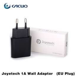 Wholesale Ego Wall Charger Kit - Electronic Cigarette Charger Original Joyetech E Cig 1A wall Charger USB Cable suit for ego one evic vt kit