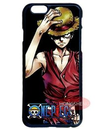 Wholesale Cheap 5s Cases - Custom Gift ONE PIECE Luffy Cover Durable Cheap Phone Shell Cases For Iphone 4 4S 5 5S 5C 6 6 Plus