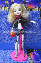 Wholesale Ever After - Wholesale-1pc 12movable joint ever after high dolls for girls monsters toys high doll free shipping girls gifts best fashion dolls