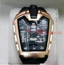 Wholesale mens watches date waterproof - 2018 Brand Honmin Sports Watches Luxury Mens Watch Waterproof Fashion Casual Military Quartz rubber Wristwatch Multiple Relogio Masculino