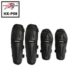 Wholesale Gear Set Motorcycle - 4Pcs set 2015 Motorcycle Motorbike Racing Motocross elbow knee protective Pads Guards Protective Gear