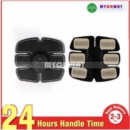 Wholesale High Gear Training - 2017 High Quality Muscle Training Gear Abs Training Fit Body Home Exercise Shape Fitness Massager MS-B0902