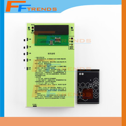 Wholesale Display Touch Screen Tester - LCD Tester to Test Touch Screen Digitizer Display for iPhone 4 4S Repair Tool Machine High Quality with Free Shipping