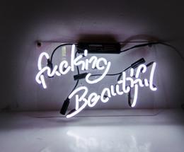 2019 enseigne au néon des beatles Néon Enseigne Lumière Bar Mur Signes Lampe Belle Signe pour La Maison Filles Chambre Pub Hôtel Plage Cocktail Récréatif Salle de Jeu Décor 14 x 9 Pouce