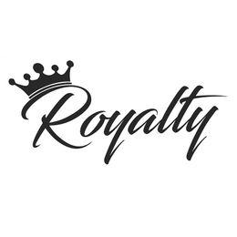 Schwarzes abziehwagen online-Royalty Sticker Krone Rennen Honda JDM Funny Drift Auto WRX Fensteraufkleber