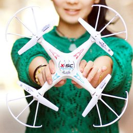 Wholesale Rc Led Kit - Latest RC Quadcopter 4CH 2.4GHz 6-Axis Quadcopter Kit Ultra-Heavy-Duty Optimum Quality with UAVs for Quadrocopter with LED Light