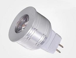 Wholesale Mr11 Led 3w Bulb - free shipping 16PCS MR11 1*3W LED Spot light Bulb 34mm Diameter AC220V or DC12V LED Lamp MR11