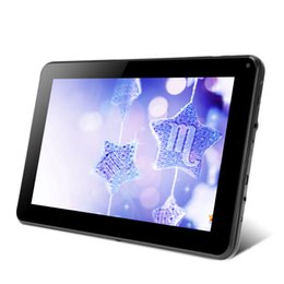 """Wholesale Irulu Tablet Pc 8gb - Wholesale-iRULU X1 9"""" Tablet PC Android 4.4 Tablet Quad Core 8GB Dual Cam Bluetooth WIFI Tablet External 3G 4000mAh Google GMS tested"""