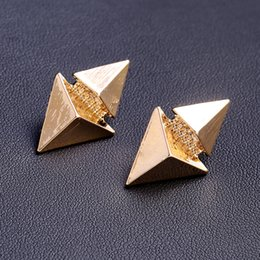 Wholesale Cheap Wholesale Online Store - Korean Style Stud Earrings 2 Pairs A Lot Earings With Alloy 2015 Fashion Wedding Accessories Cheap Jewelry Stores Online Gifts For Her 9753
