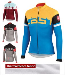 Wholesale Hot new Winter style Man Thermal clothing sportsmen thermal Cycling jersey mountain bike Long clothing ropa ciclismo Bicycle maillot