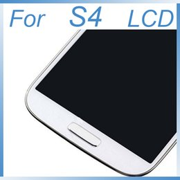 Canada Écran LCD Pour Samsung Galaxy S4 SIV i9500 i9505 i337 Écran LCD + Digitizer Touch + Full Frame Offre