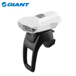 Wholesale Giant Bicycle Lights - GIANT Bike Front 4 Led Head Light Headlight Lamp 3 Models Bicycle Accessories Cycling Rechargeable Flashlight - Numen Plus HL2