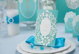 Bonito Personalizar 2018 Barato Casamento Convites Cartões Flores Bronzeando Cartões de Convite de