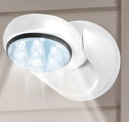 Набор из 2 света движения Ангела активированный беспроводные ночные огни поворотный свет датчик движения светодиодное освещение для от Поставщики поворотный ночник